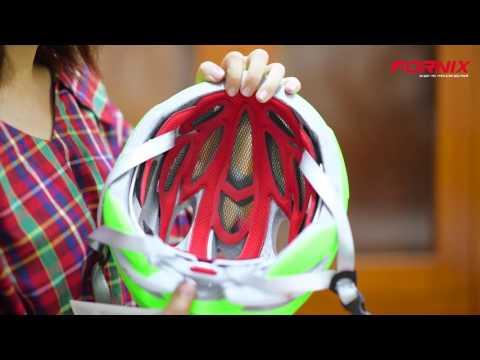 Nón bảo hiểm xe đạp thể thao FORNIX