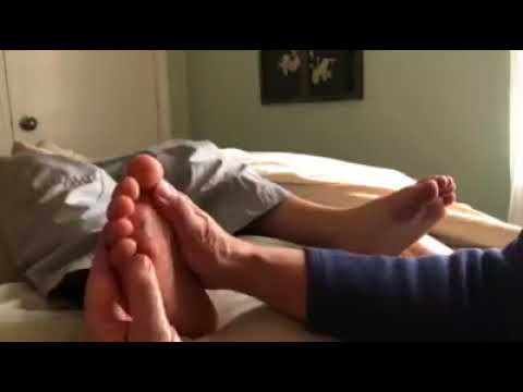 Do You Feel a Cough Coming on? Reflexology Foot Tip