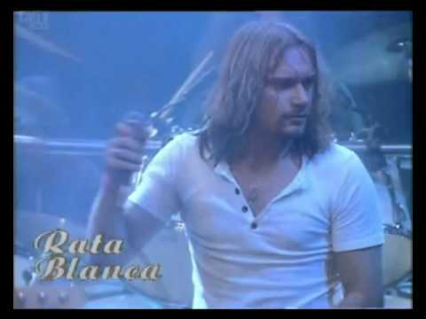 Rata Blanca video Chico callejero - CM Vivo 1997