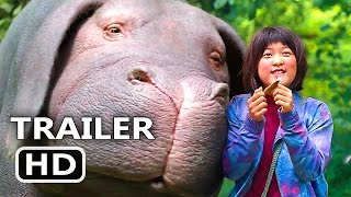 Nonton OKJA Official NEW Trailer (2017) Steven Yeun Adventure Korean Monster Movie HD Film Subtitle Indonesia Streaming Movie Download