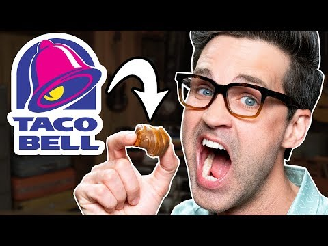 Taco Bell Chocolates Taste Test