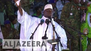 The UN Security Council has held an emergency session at the request of Senegal to discuss the fall-out from Gambia's presidential election. It has called on...