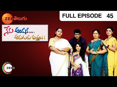 Nenu Aayana Aaruguru Attalu - Episode 45 - April 16  2014 17 April 2014 12 AM