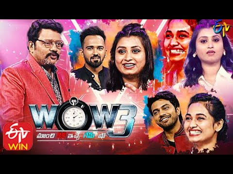 Wow 3 | 20th October 2020 | Yash-Varsha, Arjun - Surekha | Full Episode | ETV Telugu
