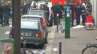 Raw: At Least 11 Dead in Paris Newspaper Attack
