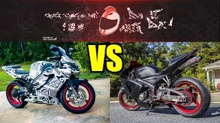 3. CBR600rr Vs. CBR600F4i + Other Bikes I've Owned