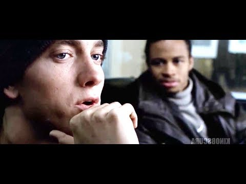 8 Mile (2002) - Eminem Fight with Future