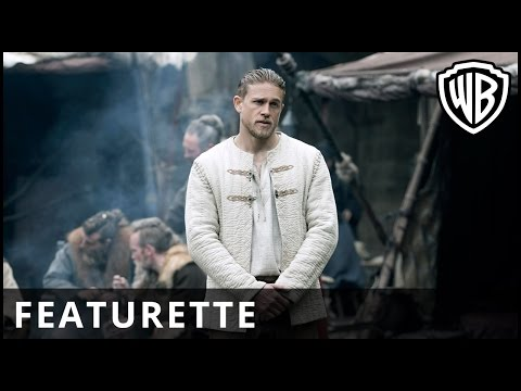 King Arthur: Legend of the Sword (Featurette 'Not Going to Fight')