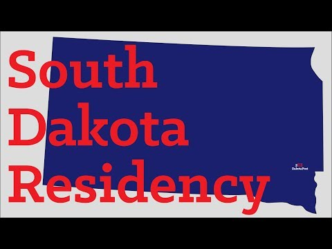 South Dakota Residency