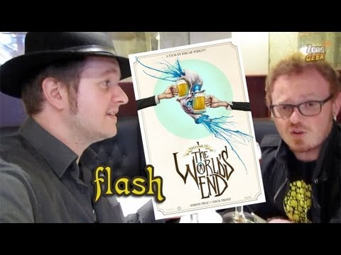 ZG Flash : The World's End