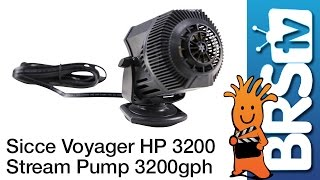 Sicce Voyager HP 3200 Flow Dynamics