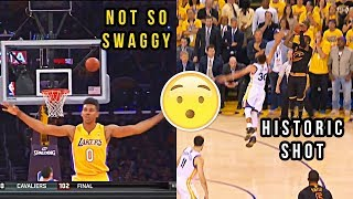 "NBA Most ""MEMORABLE"" Moments Since 2010!"