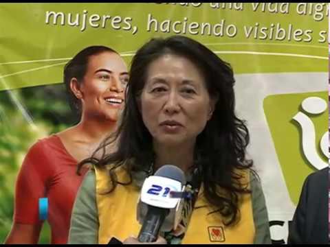 Gobierno de China-Taiwán realizó donativo a Ciudad Mujer