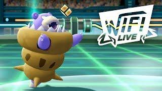 Pokemon Let's Go Pikachu & Eevee Wi-Fi Battle: Mega Slowbro Leaves No Openings! (1080p) by PokeaimMD