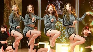 Girl's Day(걸스데이) 'I'll be yours' Showcase Stage (SOJIN, YURA, MINAH, HYERI, 소진, 유라, 민아, 혜리)