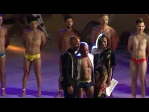Mister Gay Gran Canaria 2013 - Gay Pride Maspalomas (видео)