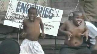 Nigerian Kids Awesome Funny Dance