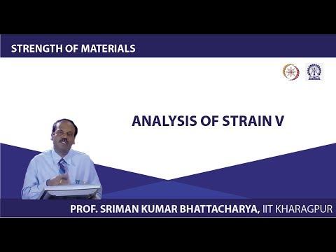 Vortrag - 11  Die Analyse vom Stamm V