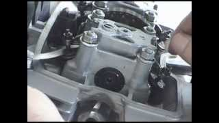 2. Honda Rebel 250 - Valve Adjustment