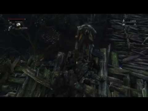 Bloodborne - Where To Go After You Beat Vicar Amelia To Progress Story