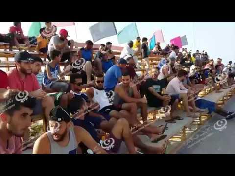 اختتام بطولة ليبيا للكرة الطائرة الشاطئية