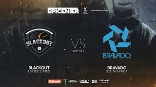 BlackOut vs. Bravado - EPICENTER 2018 NA Quals - map1 - de_inferno [SSW]