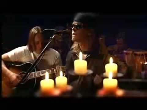 Puddle Of Mudd - Blurry (acoustic)