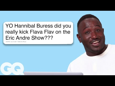 Hannibal Buress Goes Undercover on Twitter, YouTube and Wikipedia | GQ