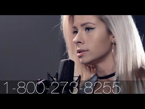 Logic - 1-800-273-8255 ft. Alessia Cara, Khalid (Andie Case & Alex Goot Cover)