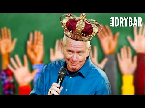 The King of Stupid Questions | Dennis Regan |  Dry Bar Comedy