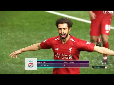Liverpool Vs Everton - Premier League 2 December 2018 Gameplay