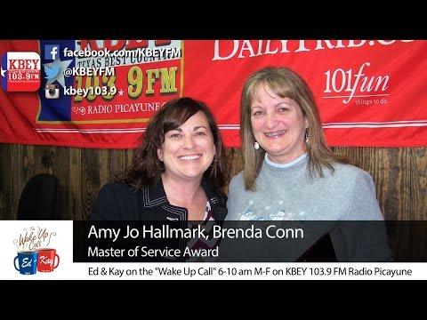 Master of Service Award Winner: Brenda Conn