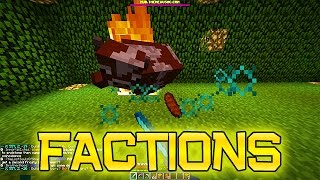 Minecraft: FACTIONS Ep. 4 - WE GOT RAIDED! NEW HOME!