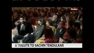 Video Salman Khan and Aishwarya at Tendulkar's 100th Ton Party by Ambani MP3, 3GP, MP4, WEBM, AVI, FLV Oktober 2017