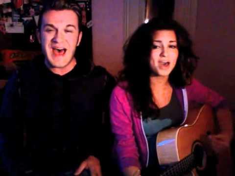 Someone Like You - Adele (Tori Kelly & Luke Edgemon Cover) (видео)