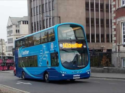 BUS BUSES IN YORK ENGLAND 29 OCTOBER 2016 #1 PHOTO VIDEO