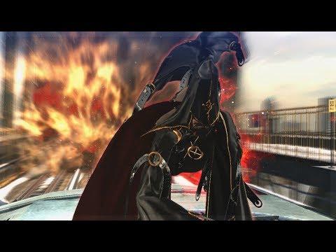 Bayonetta 2 • Prologue (∞ Climax) - Pure Platinum [Rosa]