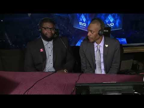 EVO 2017 - Super Smash Bros WiiU TIMESTAMP - Top 8 / Grand Finals видео
