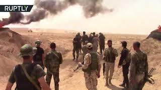 Сирийская армия прорвала трёхлетнюю блокаду Дейр-эз-Зора