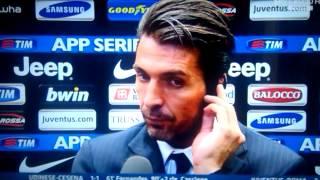 VIDEOINRETE: Ilaria D'Amico e Gigi Buffon imbarazzo su Sky