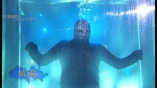 Video TRAPPED UNDER WATER FOR 20 MINUTES!-- HOW DOES HE DO IT? MP3, 3GP, MP4, WEBM, AVI, FLV Februari 2019