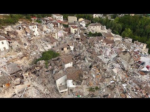 Ιταλία: «Αρμαγεδδών» μετά τα 6,2 Ρίχτερ – 247 νεκροί, άγνωστος ο αριθμός των αγνοούμενων