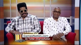 30 Years Of Word Up <b>Larry Blackmon</b> & Tomi Jenkins Of CAMEO On The Morning Blend