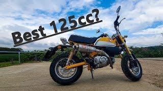8. Honda Monkey 125 Review 2019