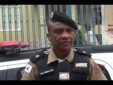 Criminosos arrombam e furtam escola estadual em Entre Folhas