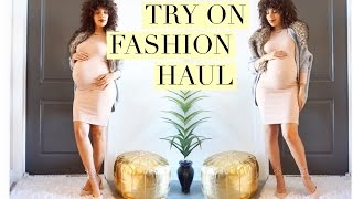 Hey friends! Grab yourself some snacks, I have a huge try on haul featuring my latest online shopping finds :) I am currently 7 ...