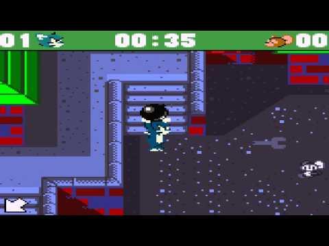 Tom et Jerry : Chasse a la Souris Game Boy