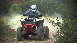 7. 2014 Polaris Scrambler XP 1000 EPS First Test
