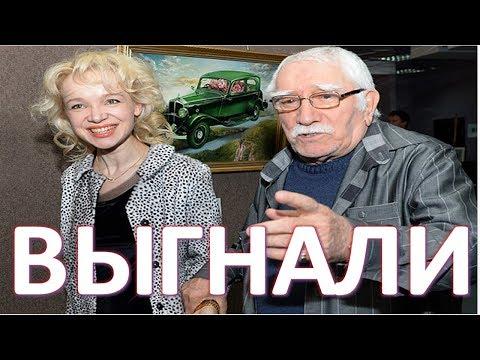 Жену Джигарханяна взашей погнали из театра узнайте причину  (20.10.2017) - DomaVideo.Ru