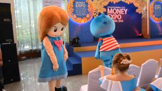 Download Lagu Money Expo 2015 Mascot Dance Mp3
